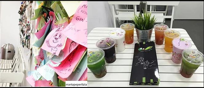 qq tea milano bubble tea